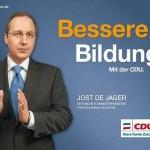 CDU Jost de Jager